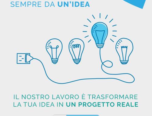 Trasforma la tua idea in un progetto reale!